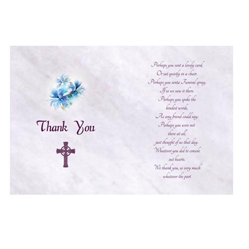 acknowledgement-blue-flower
