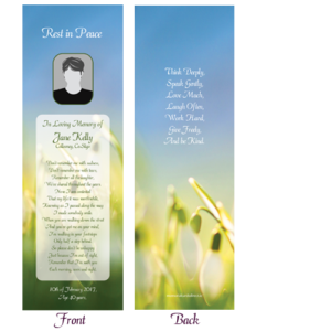bookmark-snowdrop