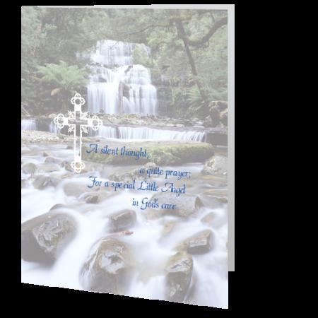 little-angel-memorial-card-waterfall
