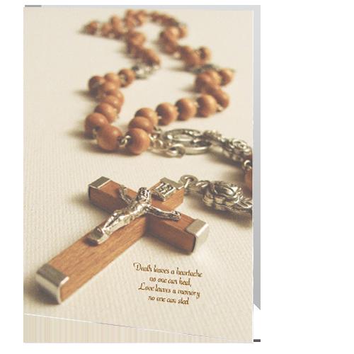 memorial-card-rosary-beads