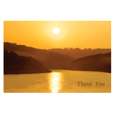 acknowledgement-card-morning-gold