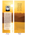 bookmark-morning-gold