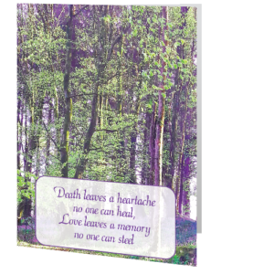 little-angel-memorial-card-bluebells-union-wood
