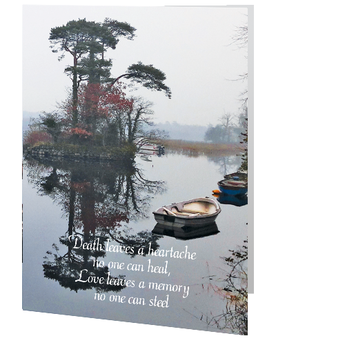 little-angel-memorial-card-boats-on-still-water
