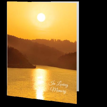memorial-card-morning-gold