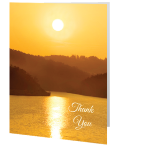 thank-you-card-morning-gold
