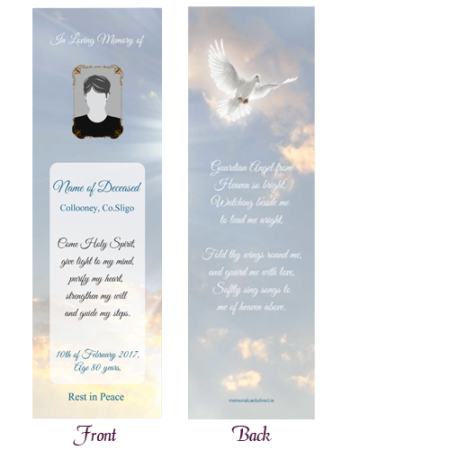 bookmark-dove