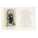 acknowledgement-card-st-martin-de-porres